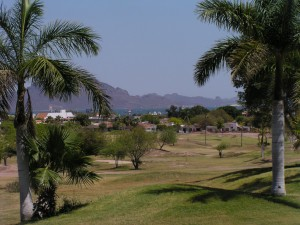 Golf Course san carlos sonora