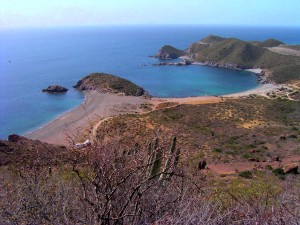 Playa Piedra Pintas