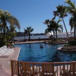 San Carlos Plaza pool