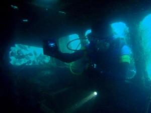 Poseidon Wreck Dive Poseidon's Mistress