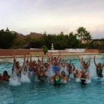 San Carlos gym Pool