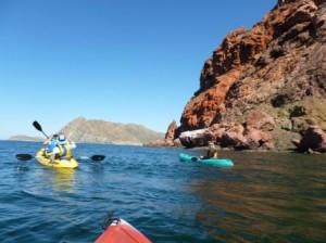 el colorado kayaking