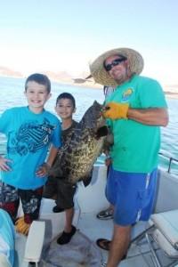 fishing report big cabrilla