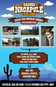 Rancho Nacapule Horseback Riding