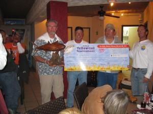 Yellowtail Fishing Tournament