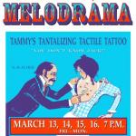Rescate Melodrama: March 13 - 16, 2015