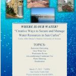 Yacht Club Educational Series: Water Seminar, March 17