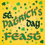 St. Patrick's Day Dinner Dance: March 17